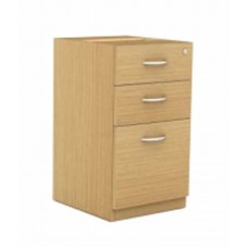 FIXED DRAWER PEDESTAL