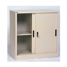 LOW HEIGHT SLIDING CUPBOARD